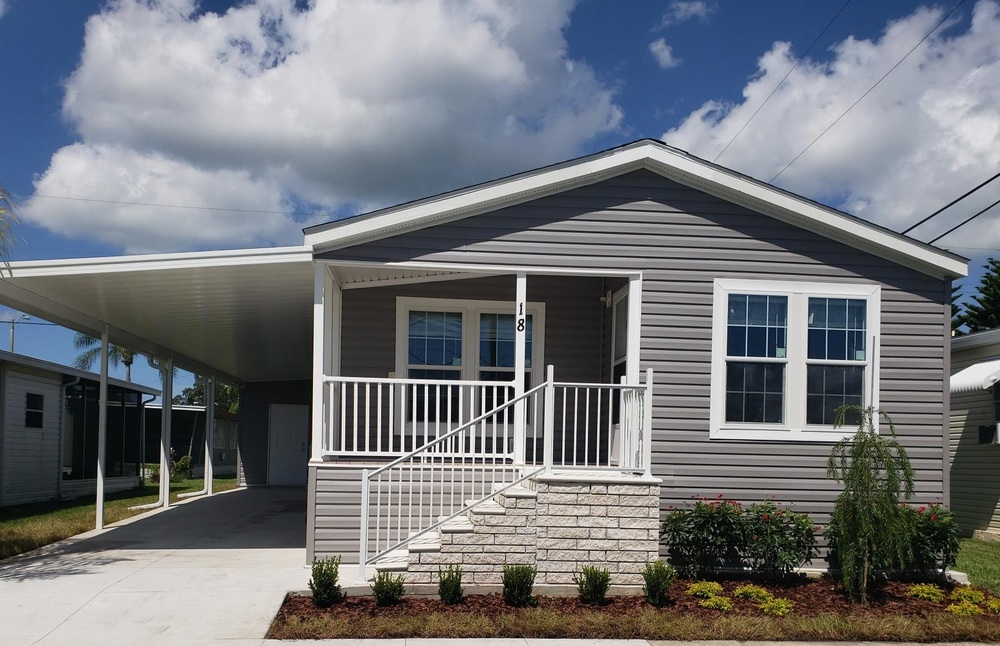 Mobile home for rent in dunedin fl 3 bed 2 bath 2018 - 3 bedroom trailer homes for rent ...
