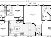 New Mobile Home Model for Sale: Brookshire by Cavco Homes