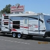 RV for Sale: 2009 SHOCKWAVE 21SKSPL