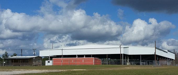 Jasper Arena