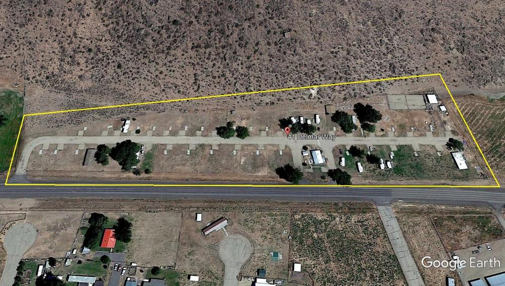 Mobile Home Park for Sale in Jordan Valley, OR: Sunny Ridge Mobile