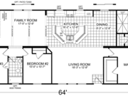 New Mobile Home Model for Sale: Hollander by Champion Home Builders