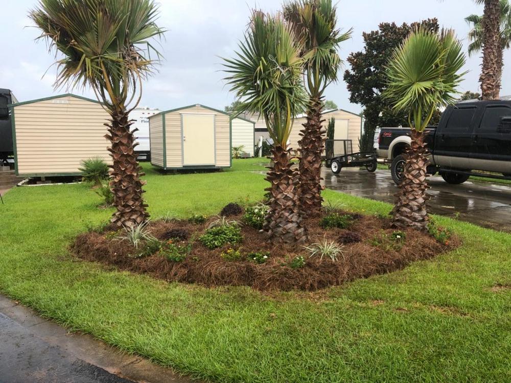 Magnolia Springs Rv Park Ii Gulf Shores Al Rv Lot For