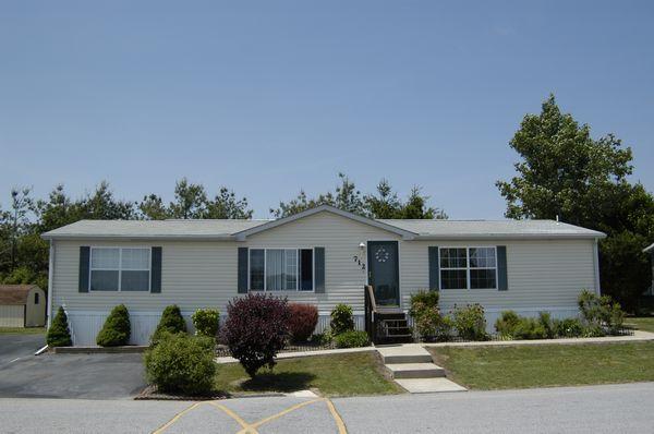 mobile home park in Bear, DE: Hunter's Run 417970