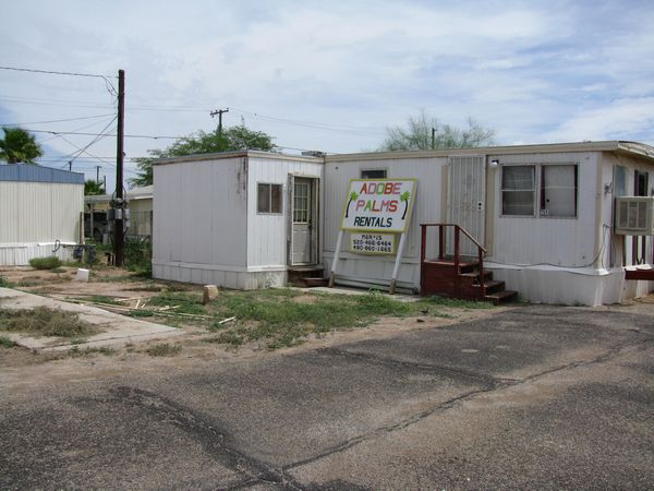 Marshall Mobile Homes >> Adobe Palms - mobile home park for sale in Casa Grande, AZ 403116