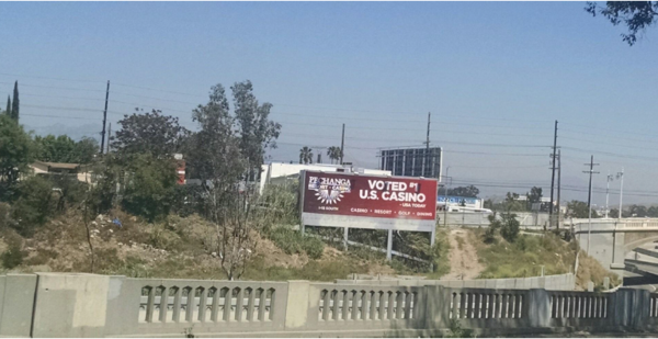 Photo of Billboard
