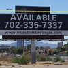 Billboard for Rent: Rancho and 95, Las Vegas, NV