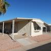 Mobile Home for Sale: 2 Bed, 2 Bath 1985 Fuqua- Split Floor-plan, Updated, Must See! #414, Apache Junction, AZ