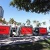 Billboard for Rent: JACKSONVILLE; MOBILE BILLBOARD TRUCK , Jacksonville, FL