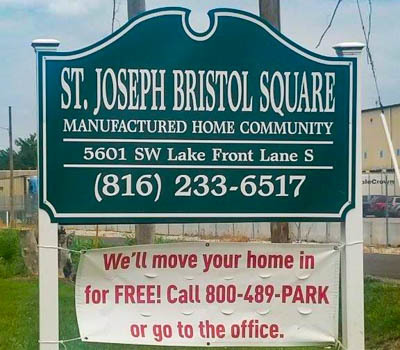 Affordable Mobile Home Community in St Joseph, MO