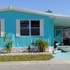 Mobile Home for Sale: Updated 2/2 In A 55+ Community, Clearwater, FL