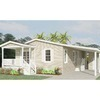 Mobile Home for Sale: 2 Bed, 2 Bath Home At Meadowlea Village, Deland, FL