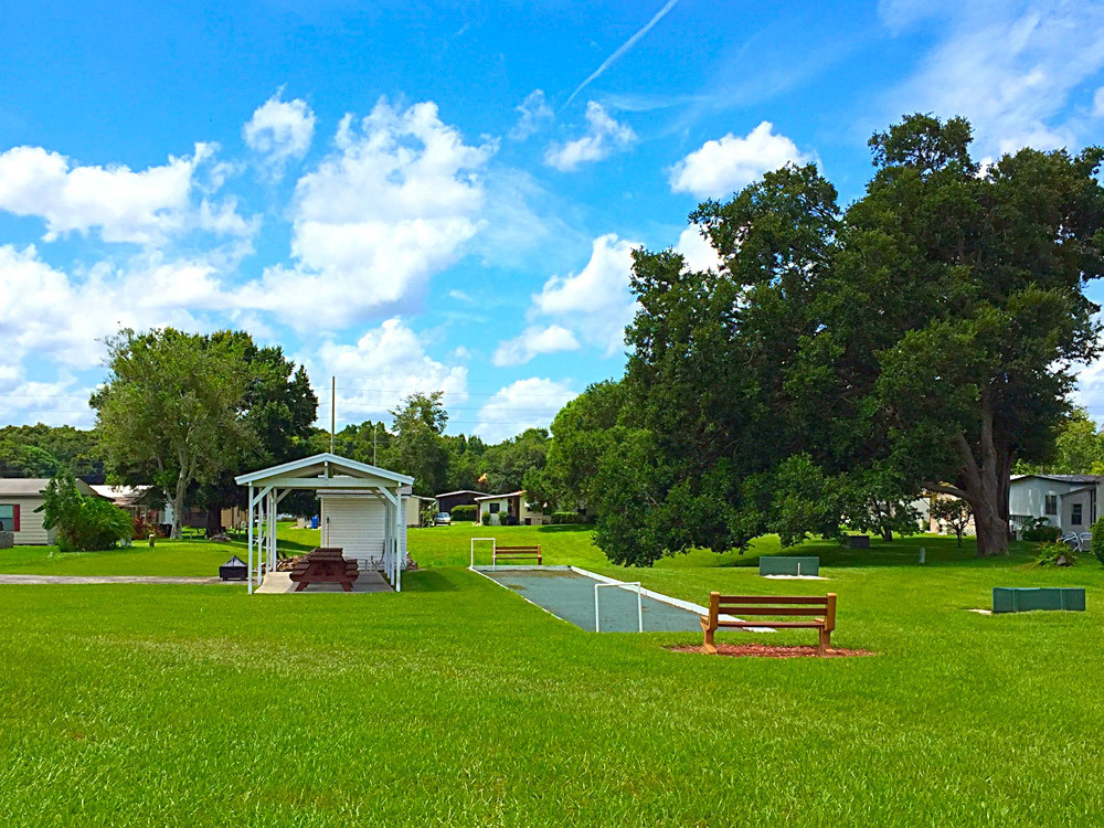 Featherock Mobile Home Park Valrico Florida