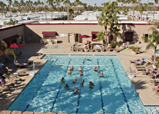 Tower Point Rv Resort Mobile Home Park In Mesa Az 892584