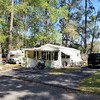 Mobile Home for Sale: One Of A Kind Double Wide Park Model In All Age Community, Brooksville, FL