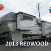 RV for Sale: 2013 REDWOOD 36FB