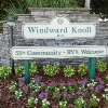 Mobile Home Park: Windward Knoll, Thonotosassa, FL