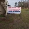 Billboard for Rent: Portable Sign, Douglas, GA