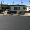 Mobile Home for Sale: Nice mobile home on a quiet street. Lot 141, Mesa, AZ