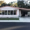 Mobile Home for Sale: Partially Furnished 2/2 In A Pet OK 55+ Community, Clearwater, FL