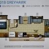 RV for Sale: 2018 GREYHAWK 29MV