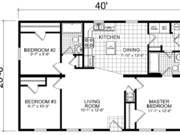 New Mobile Home Model for Sale: Hamilton by Champion Home Builders