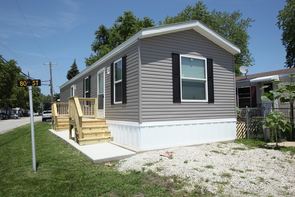 Mobile Home For Rent In Justice