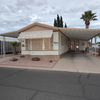 Mobile Home for Sale: 2 Bed, 1 Bath 1984 Progressive- Near Club House And Large Add On! #161, Apache Junction, AZ
