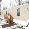 Mobile Home for Sale: Mobile Manu Home Park,Mobile Manu - Single Wide - Cross Property, Central Square, NY
