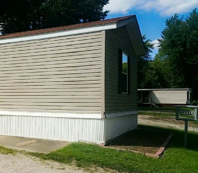 Affordable Mobile Home Community in Oglesby, IL