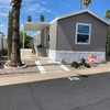 Mobile Home for Sale: Brand New 2019 Manufactured Home in Fountain East MHP in Mesa! a 55+ Community! lot 199, Mesa, AZ