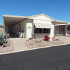 Mobile Home for Sale: 2 Bed, 1 Bath 1983 New Moon- Open, Bright And Furnished! #14, Apache Junction, AZ