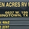 RV Lot for Rent: OPEN ACRES RV PARK LLC, Springtown, TX
