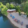 RV Park/Campground for Directory: Elk River Floats & Wayside Campground, Noel, MO