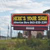 Billboard for Rent: Tanglewood North, Sebring, FL