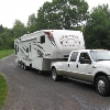 RV for Sale: 2009 Raptor 361LEV