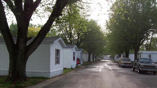 Photo of Mobile Home Park & Mobile Home Park in Kokomo IN: Riley Modern Estates - Directory
