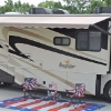 RV for Sale: 2007 Bounder 38N 3 Slides wood floors warranty