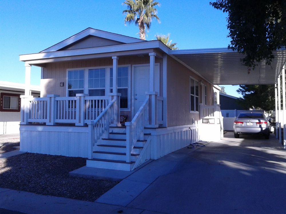 mobile home for sale in Phoenix, AZ: 2 Bed 2 Bath 2010 ...