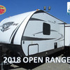 RV for Sale: 2018 OPEN RANGE ULTRA LITE UT2910RL