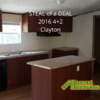 "Mobile Home for Sale: 2016 ""STEAL of a DEAL"" 4+2 Clayton!, Aiken, SC"