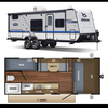 RV for Sale: 2018 JAY FEATHER 19BH