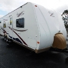 RV for Sale: 2007 ALUMA-LITE 8311S  SLIDE-OUT   REAR BUNKS    4763 LBS