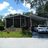 Mobile Home for Sale: Nice 2 Bed/2 Bath Home With No Rear Neighbors, Valrico, FL