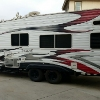 RV for Sale: 2007 Superlite Toy Hauler