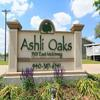 Mobile Home Park for Directory: Ashli Oaks  -  Directory, Denton, TX