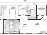 New Mobile Home Model for Sale: Gresham by Champion Home Builders