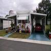 Mobile Home for Sale: 1 Bed/1 Bath With Sunroom On Oversized Lot, Clearwater, FL