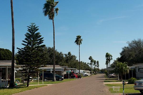 Homestead Mobile Amp Rv Park Directory Rv Park In Mcallen