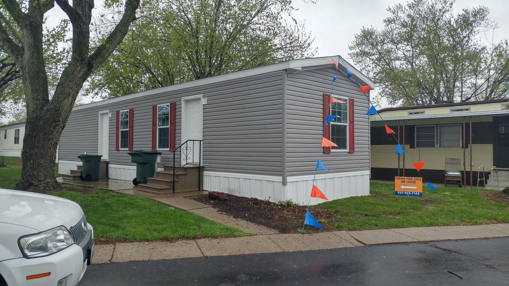 brand new 2 beds 1bath mobile home for sale in dayton oh 1067552 rh mhbay com